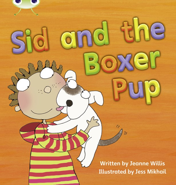 Phonics Bug Phase 4: Sid and the Boxer Pup (Reading Level 6-8/F&P Level D-E)