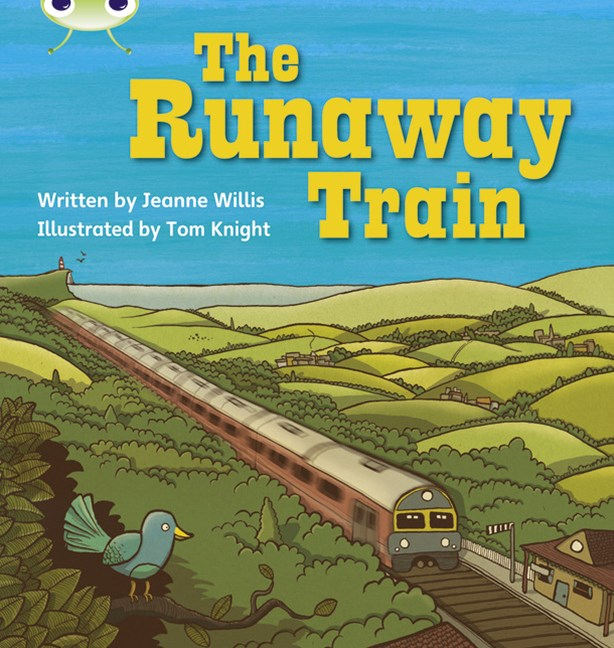 Phonics Bug Phase 5: The Runaway Train (Reading Level 9/F&P Level F)