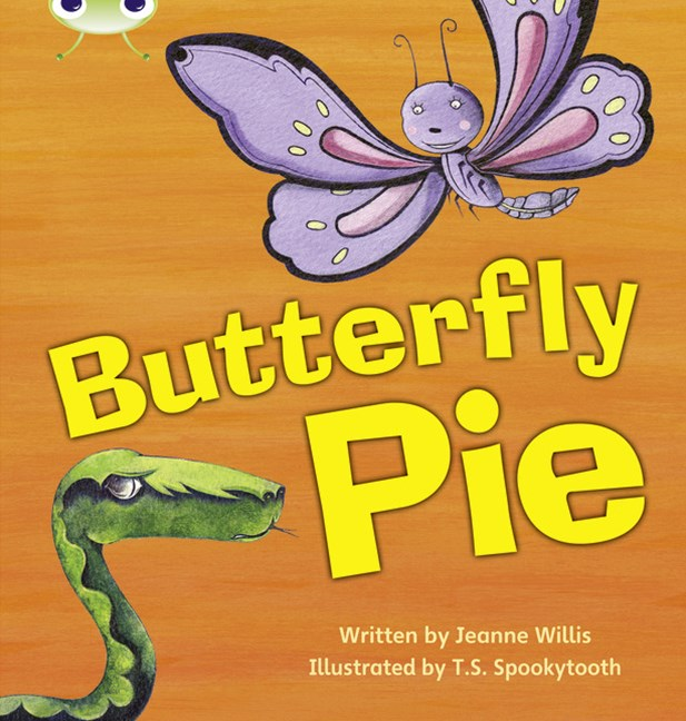 Phonics Bug Phase 5: Butterfly Pie (Reading Level 10/F&P Level F)