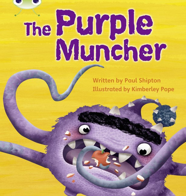 Phonics Bug Phase 5: The Purple Muncher (Reading Level 15/F&P Level I)