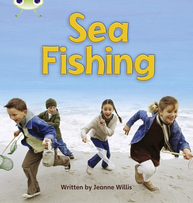 Phonics Bug Phase 4: Sea Fishing (Reading Level 6-8/F&P Level D-E)