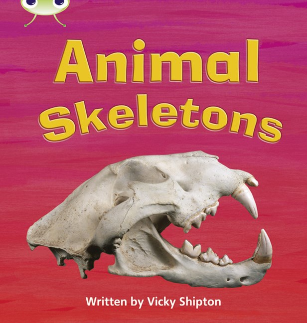Phonics Bug Phase 5: Animal Skeletons (Reading Level 10/F&P Level F)