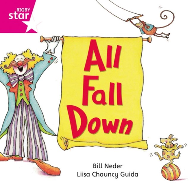 Pink Reader 11 - All Fall Down