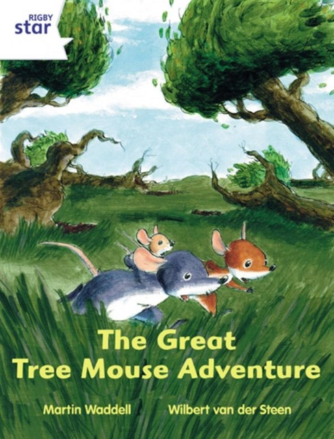 The Great Tree Mouse Adventure