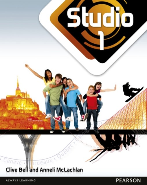 Studio 1 Pupil Book (11-14 French)