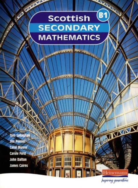 Scottish Secondary Maths Blue: Student Book