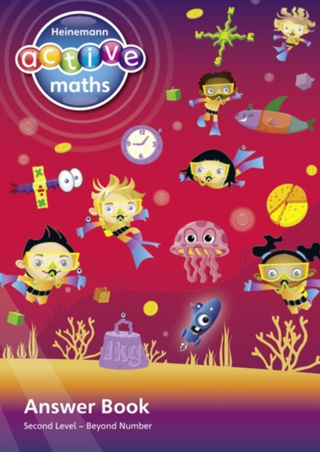Heinemann Active Maths - Second Level - Beyond Number - Answer Book