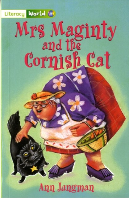 Mrs Maginty and the Cornish Cat
