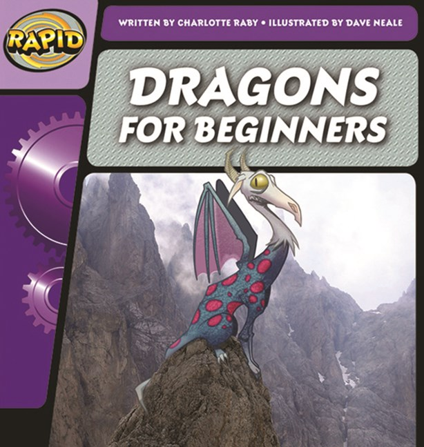 Rapid Phonics Step 2: Dragons for Beginners - Non-fiction