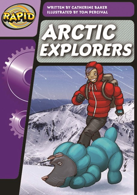 Rapid Phonics Step 3: Arctic Explorers - Fiction