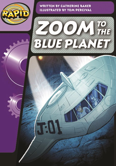Rapid Phonics Step 3: Zoom To Blue Planet!
