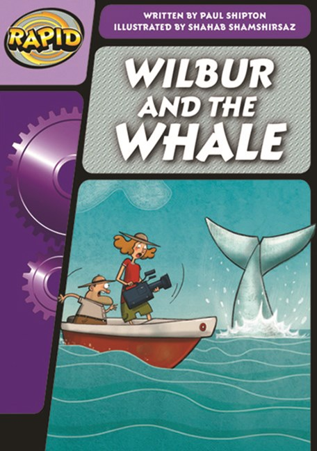 Rapid Phonics Step 3: Wilbur and the Whale