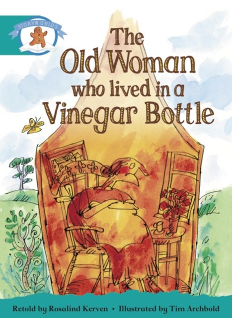 The Old Woman Who Lived in a Vinegar Bottle