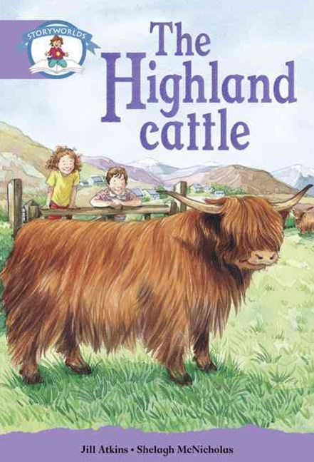 Literacy Edition Storyworlds Stage 8, Our World, Highland Cattle