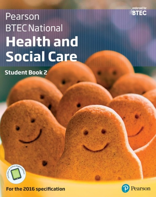 BTEC Nationals Health and Social Care Student Book 2