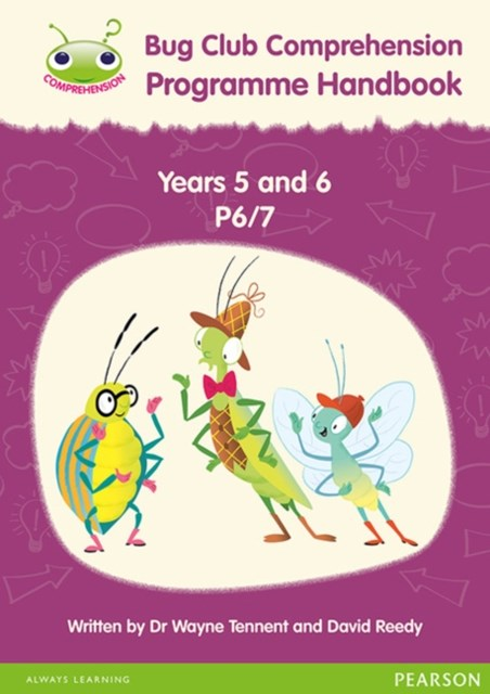 Bug Club Comprehension Upper Key Stage 2 Teacher Handbook