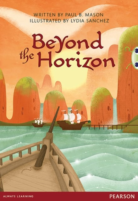 Bug Club Comprehension Year 6 Beyond the Horizon