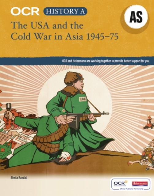 USA and the Cold War in Asia, 1945-75