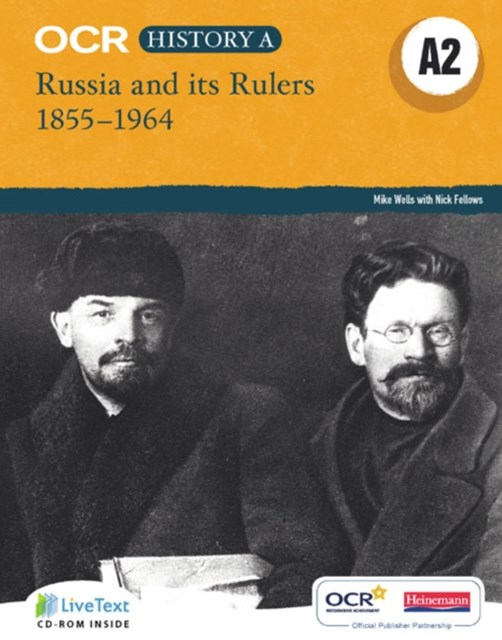 OCR A Level History A2: Russia and its Rulers 1855-1964