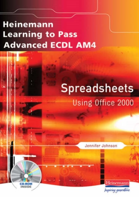 Advanced EDCL  AM4: Spreadsheets for Office 2000