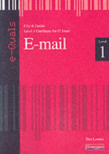 e-Quals Level 1 E-mail for Office 2000