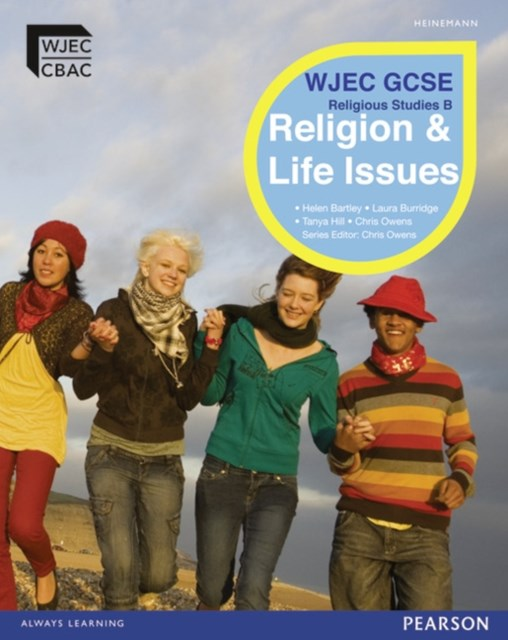 WJEC GCSE Religious Studies B Unit 1: Religion & Life Issues Student Book with Activebook