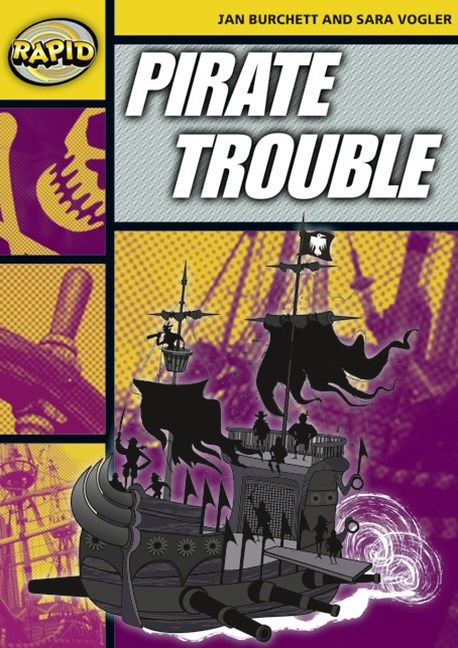 Rapid Stage 4 Set A: Pirate Trouble