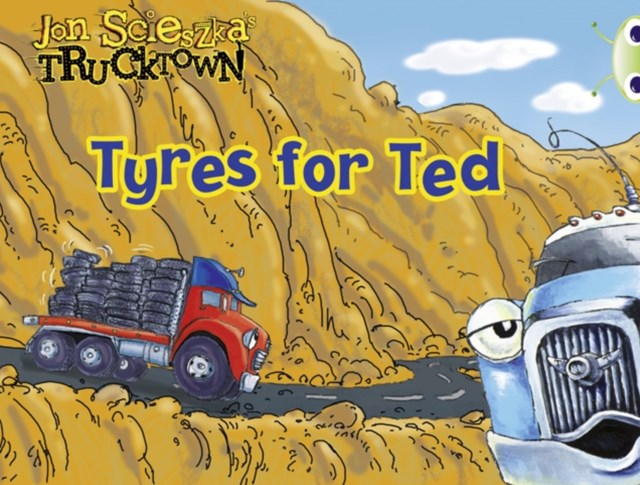 Trucktown, Tyres for Ted: Lilac