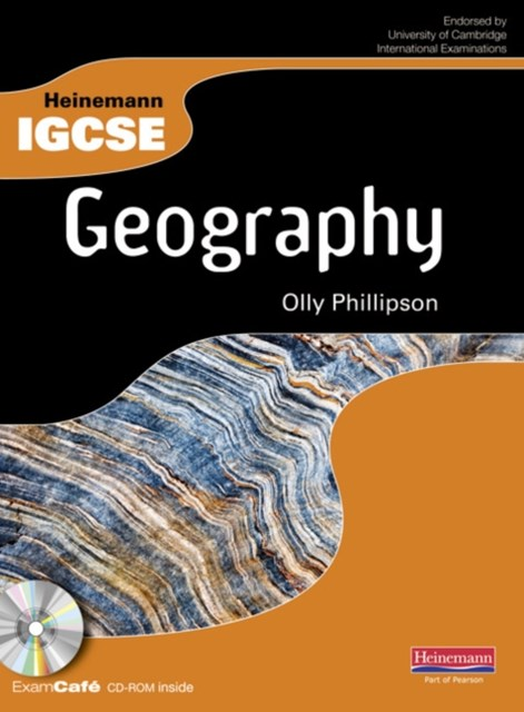 Heinemann IGCSE Geography Student Book with Exam Cafe CD