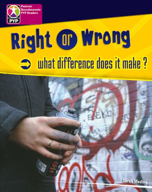 Primary Years Programme Level  8 - Right or Wrong (Pack of 6)
