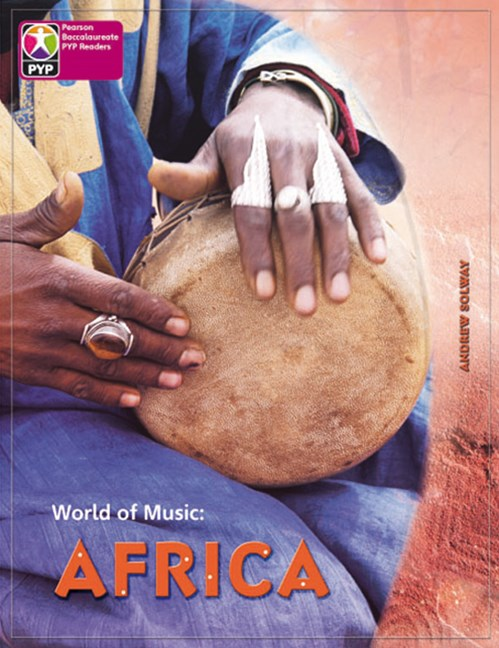 Primary Years Programme Level  8 - World of Music - Africa (Pack of 6)