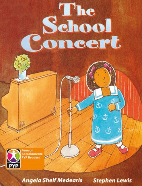 Primary Years Programme Level  6 - The School Concert (Pack of 6)