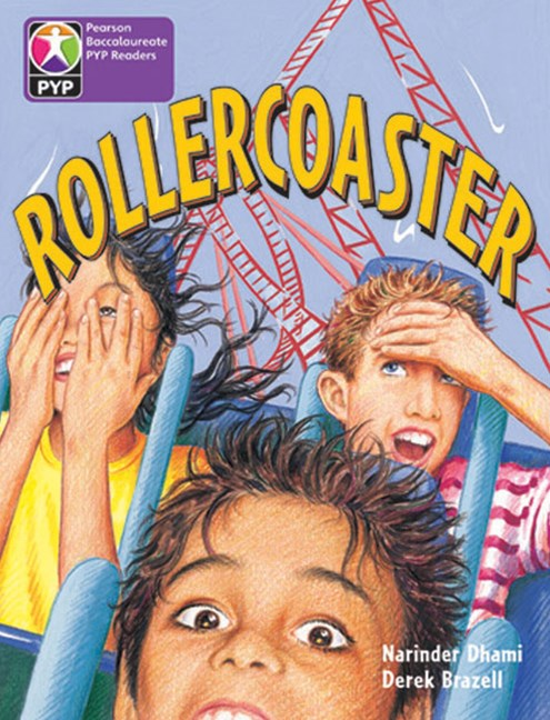 Primary Years Programme Level  5 - Rollercoaster (Pack of 6)