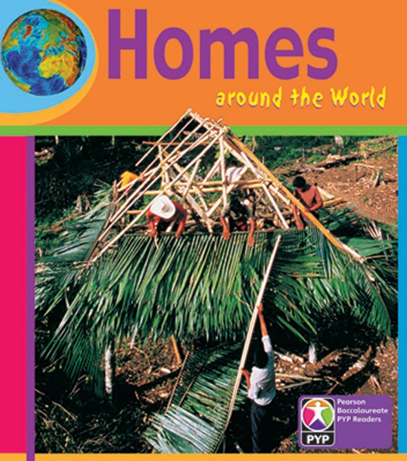 Primary Years Programme Level  5 - Homes Around the World (Pack of 6)