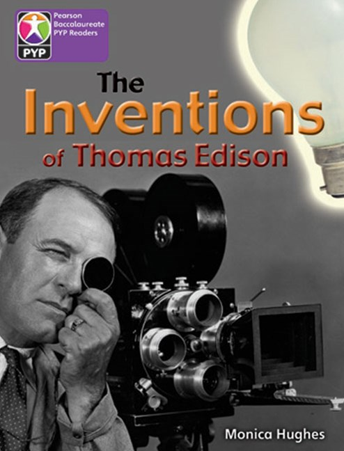 Primary Years Programme Level  5 - The Inventions of Thomas Edison (Pack of 6)