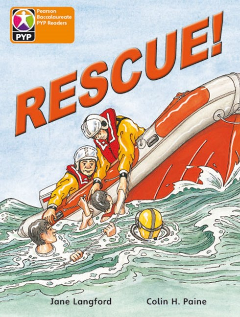 Primary Years Programme Level  6 - Rescue (Pack of 6)