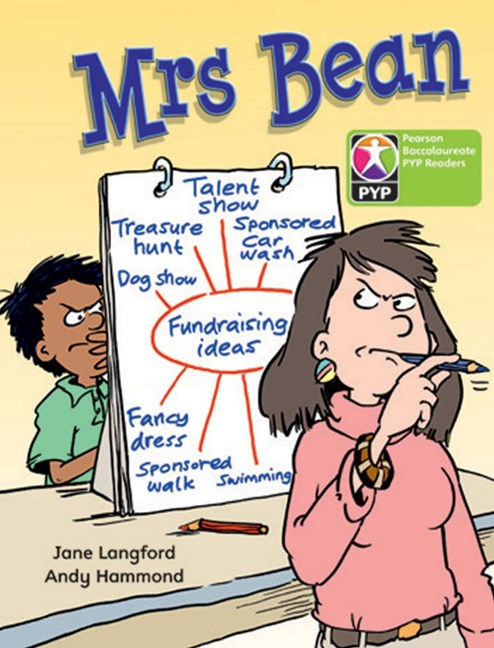 Primary Years Programme Level  4 - Mrs Bean (Pack of 6)