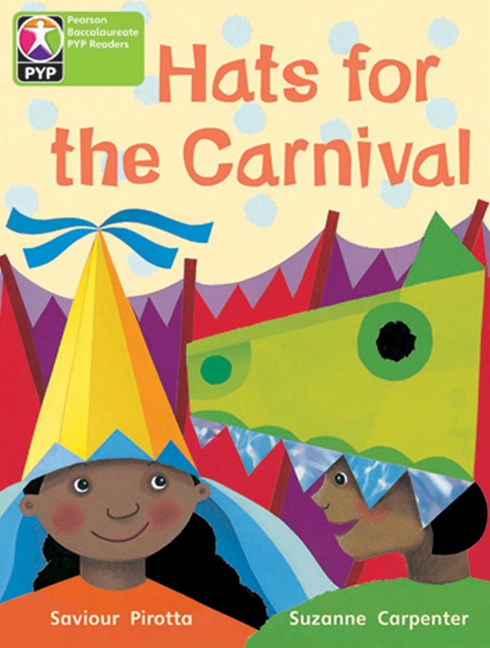 Primary Years Programme Level  4 - Hats For the Carnival (Pack of 6)
