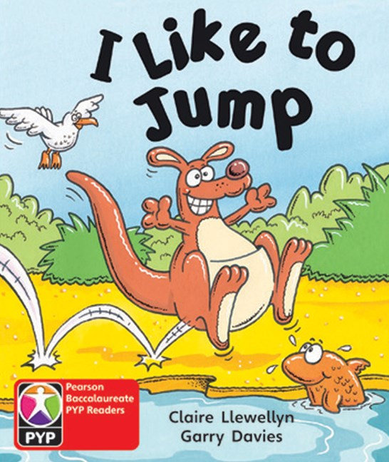 Primary Years Programme Level  1 - I Like to Jump (Pack of 6)