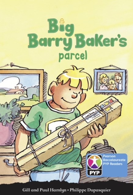PYP L7 Big Barry Bakers Parcel Single