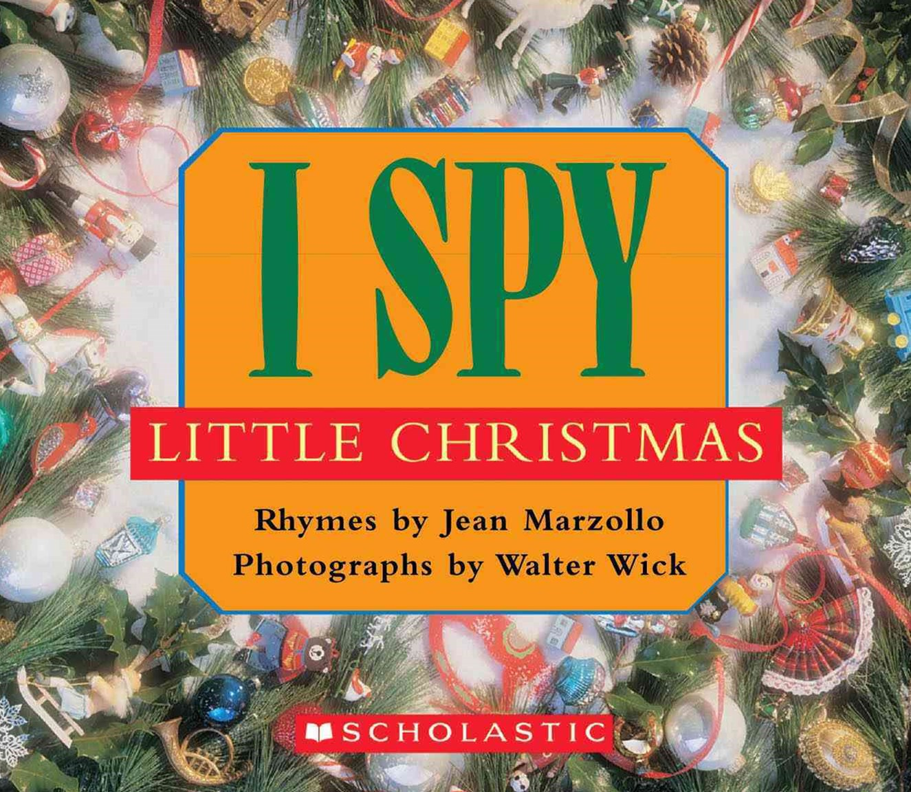 I Spy Little Christmas: Board Book