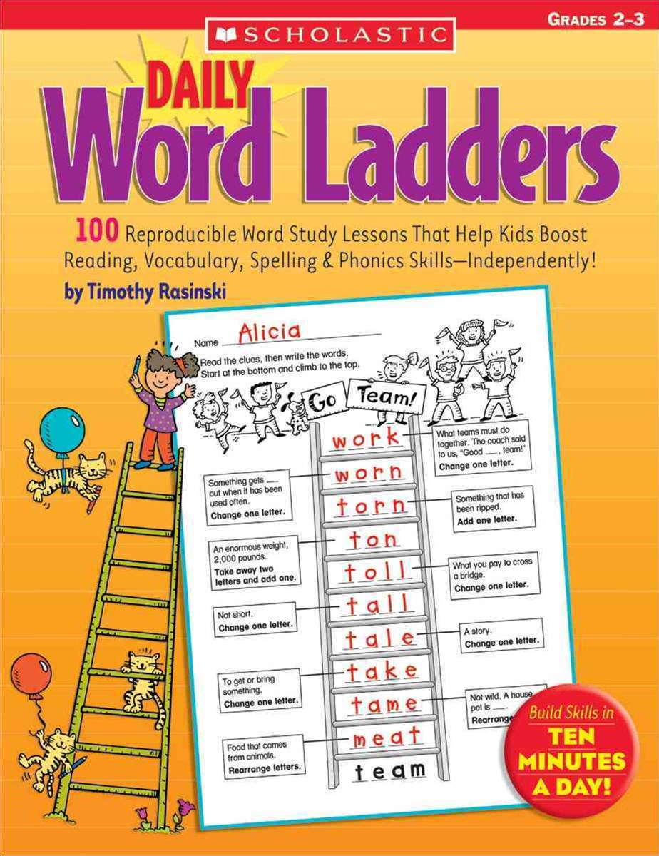 100 Reproducible Word Study Lessons That Help Kids Boost Reading, Vocabulary, Spelling and Phonics Skills--Independently!