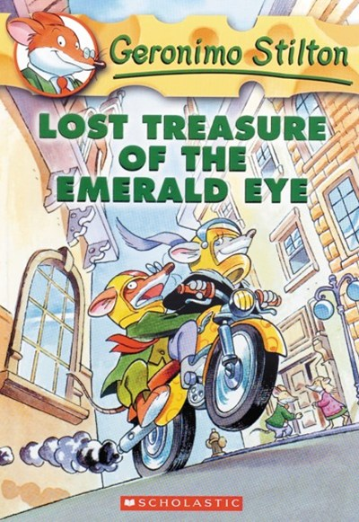 Geronimo Stilton: #1 Lost Treasure of the Emerald Eye