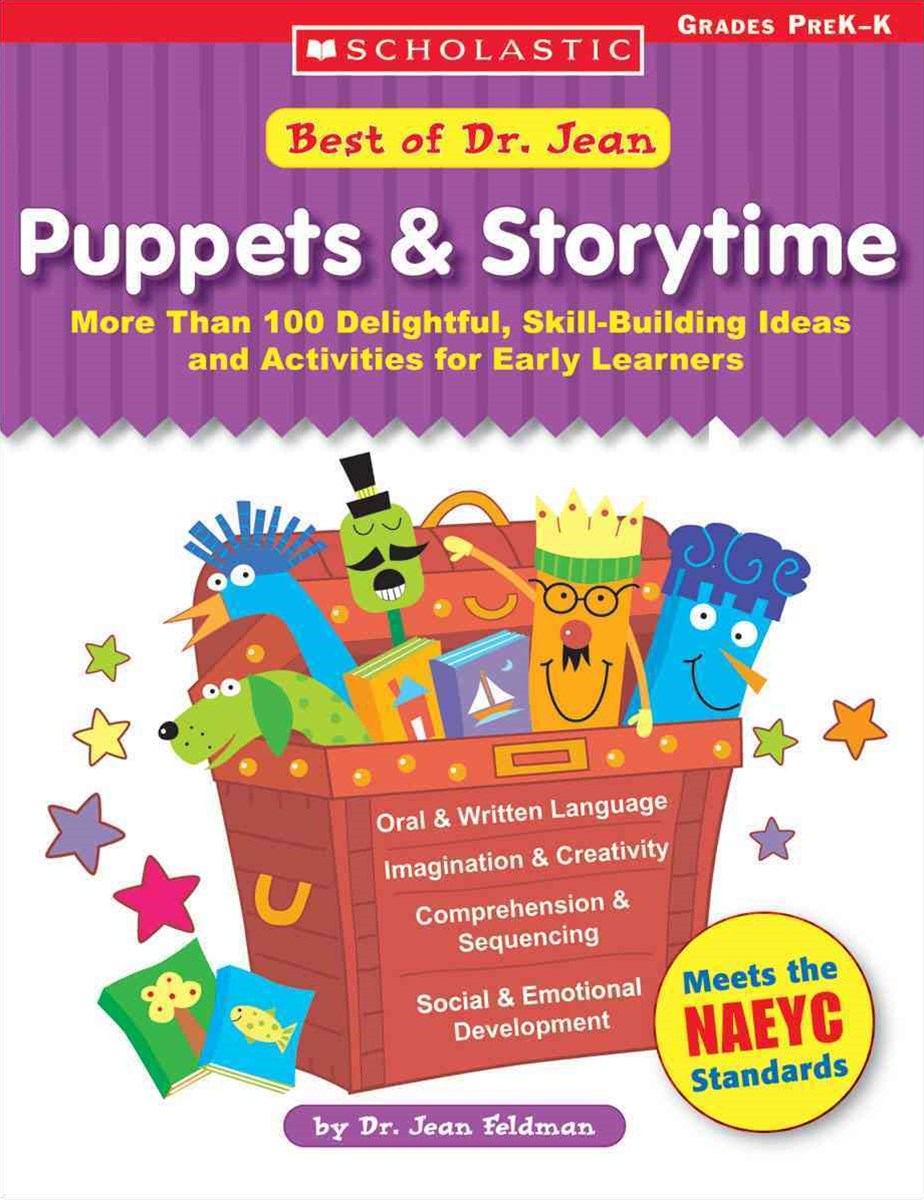 Puppets and Storytime