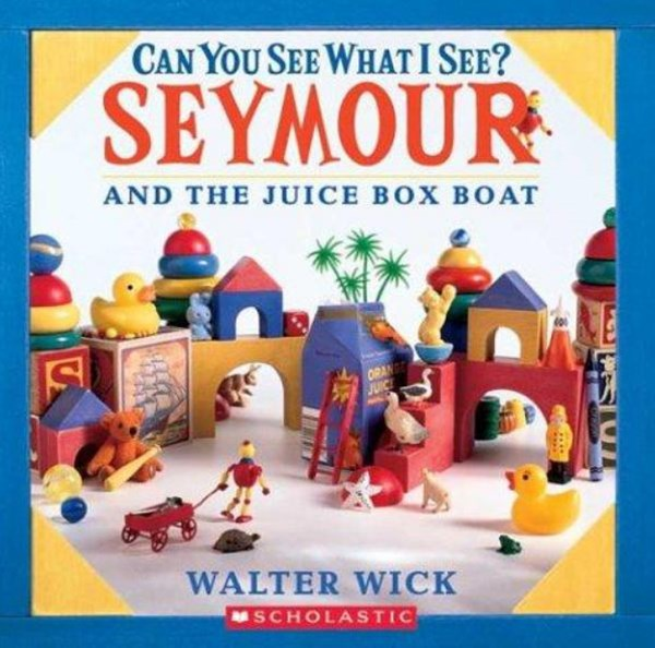 Seymour and the Juice Box Boat