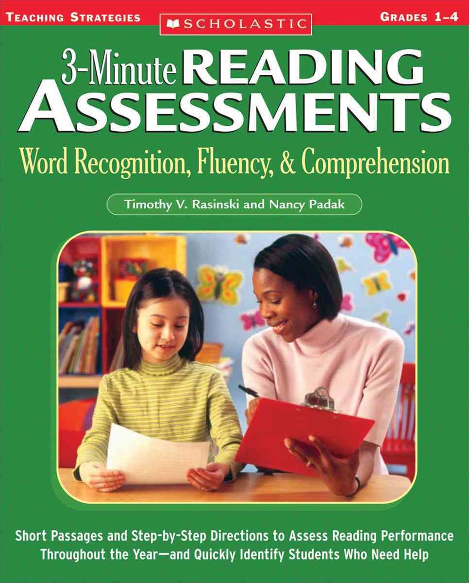 Word Recognition, Fluency, and Comprehension