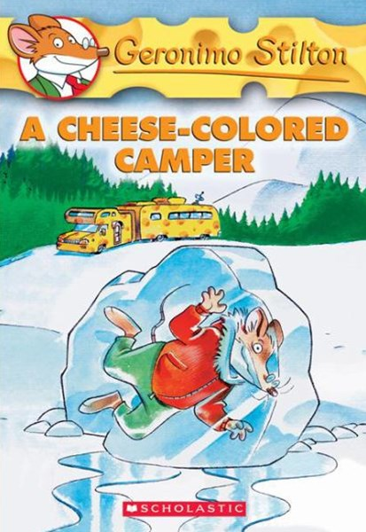 Geronimo Stilton: #16 Cheese-Colored Camper