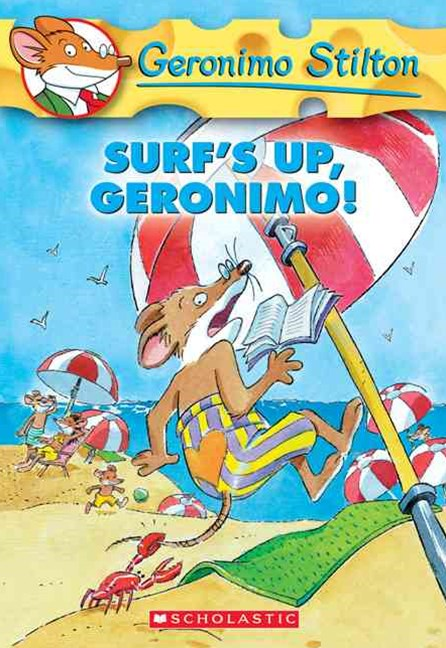Geronimo Stilton: #20 Surf's Up, Geronimo