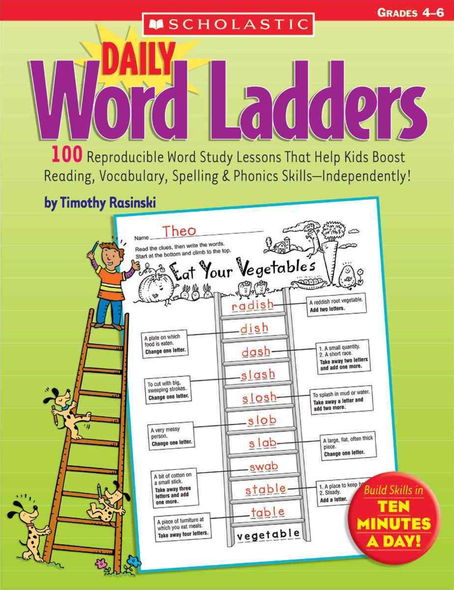 100 Reproducible Word Study Lessons That Help Kids Boost Reading, Vocabulary, Spelling and Phonics Skills - Independently!
