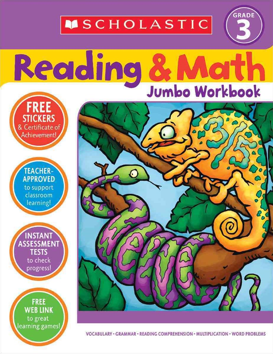 Reading and Math, Grade 3